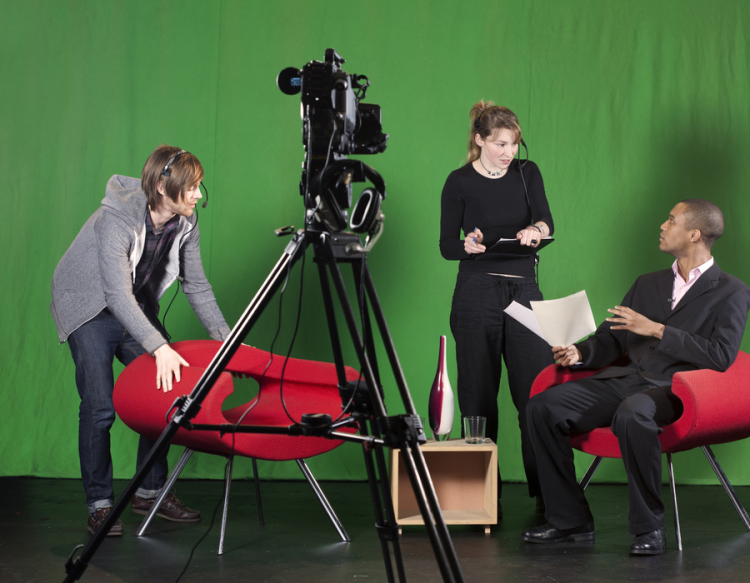 The Art of Media Training in Dubai: Rushes interviews